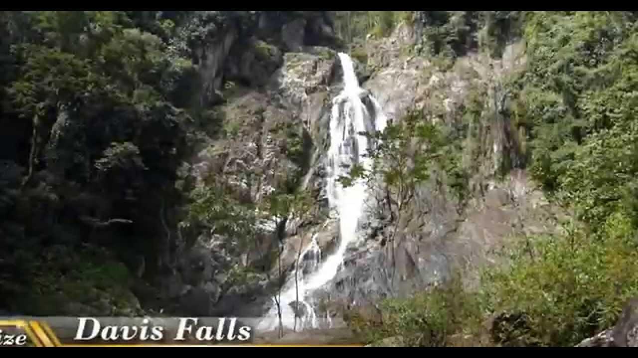 davis falls belize
